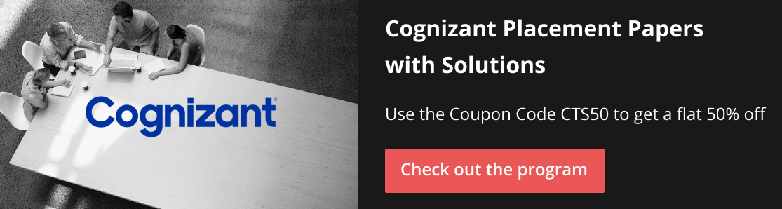 cognizant automata fix questions and solutions