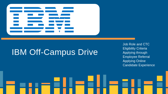 IBM Off Campus Drive