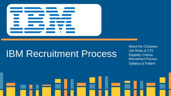 IBM Recruitment Process | IBM Selection Process 2018 -
