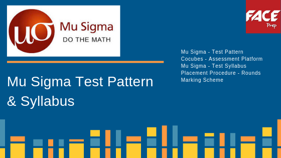 Mu Sigma Test Pattern and Syllabus