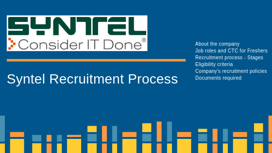 Syntel Recruitment Process for Freshers in Detail - FACE Prep -