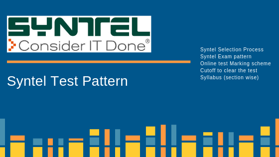 Syntel Test Pattern
