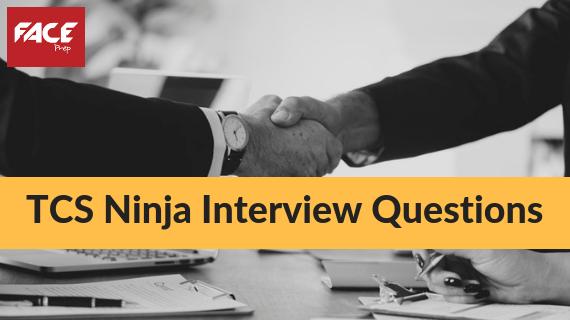 tcs ninja interview questions