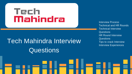 Tech Mahindra Interview Question