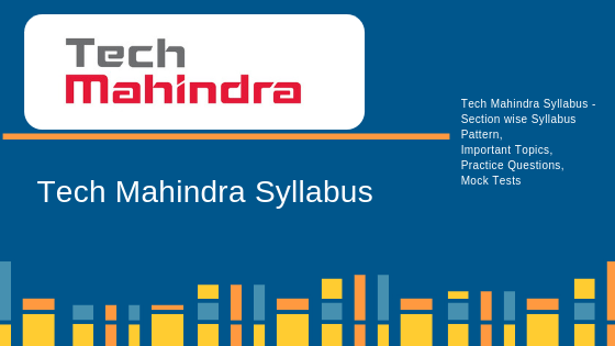 Tech Mahindra Syllabus