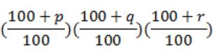 percentages shortcuts