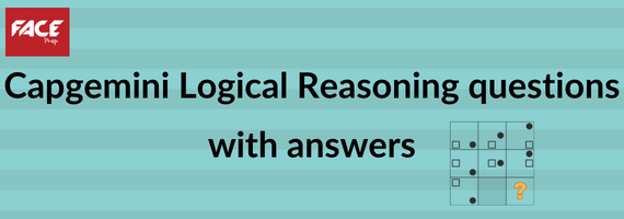 capgemini logical reasoning questions with answers