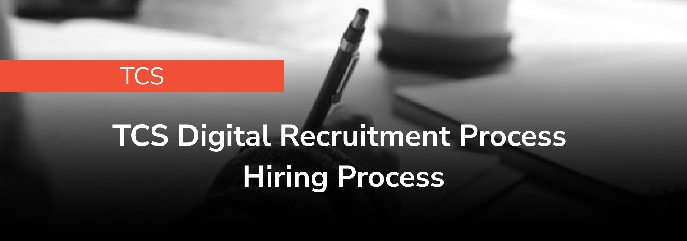 Tcs Digital Recruitment Process Hiring Process