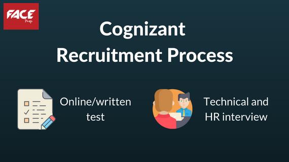 cognizant recruitment process 2018 both on campus and off campus (via Amcat)