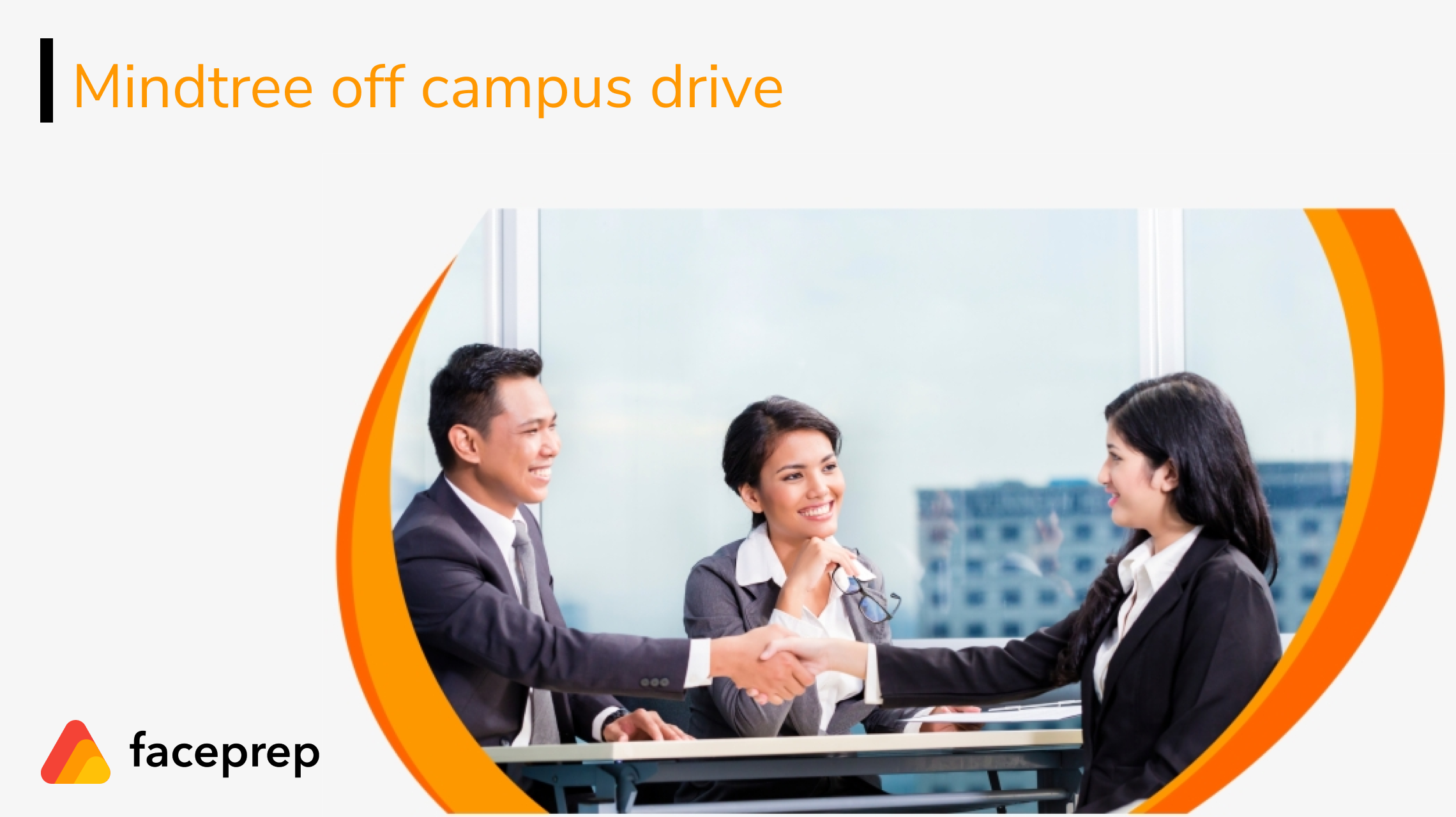mindtree off campus drive for freshers