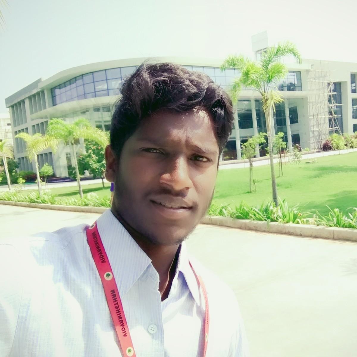 N Rajesh Reddy
